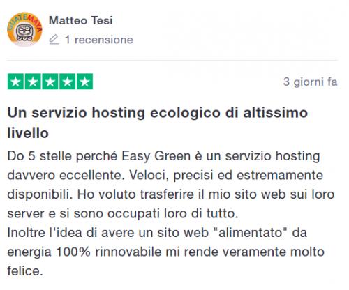 2020-06-06 22_04_07-Easy Green Hosting _ Leggi le recensioni dei servizi di easygreenhosting.com - O